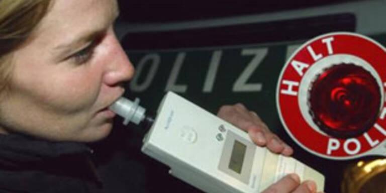 Alkohol am Steuer kostet 3.000 Euro in Deutschland