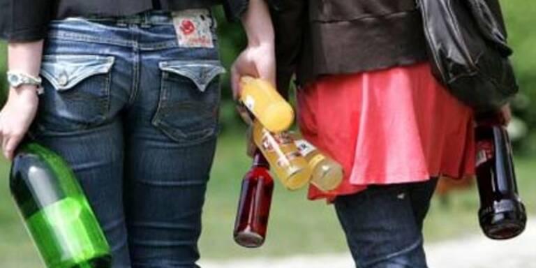 Alkoholkonsum in Pubertät prägt