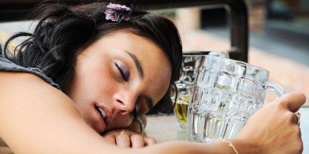 Jeder trinkt 450 Krügerl im Jahr