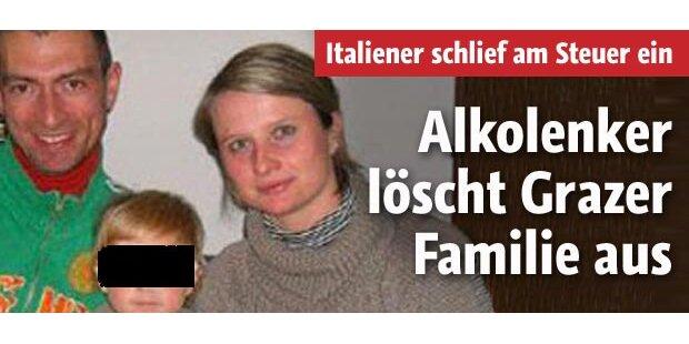 Nach Alk-Unfall: Jetzt auch Kind gestorben