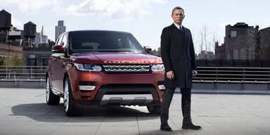 Diebe klauten James-Bond-Autos
