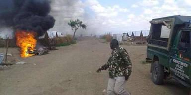 Fast 1.000 Tote bei Kämpfen im Südsudan