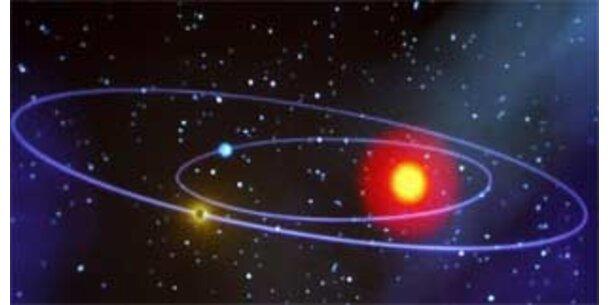 """Astronomen entdeckten """"Geistergalaxien"""""""