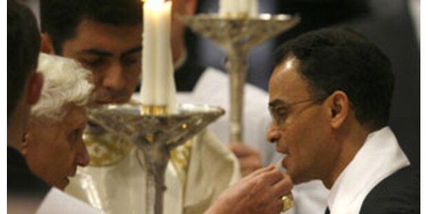 Vatikan schlägt Alarm wegen Allams Islam-Aussagen
