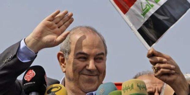 Irak: Opposition gewinnt Parlamentswahl