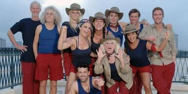 Dschungel-Show: Alle Kandidaten