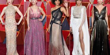 Die Oscar-Roben 2017