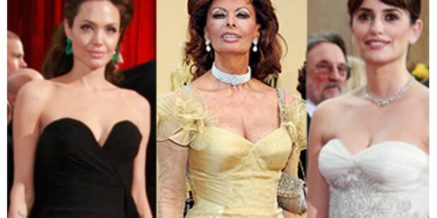 Die Top-Roben der Oscar-Nacht