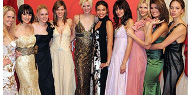 Das sind Heidis 9 Topmodels