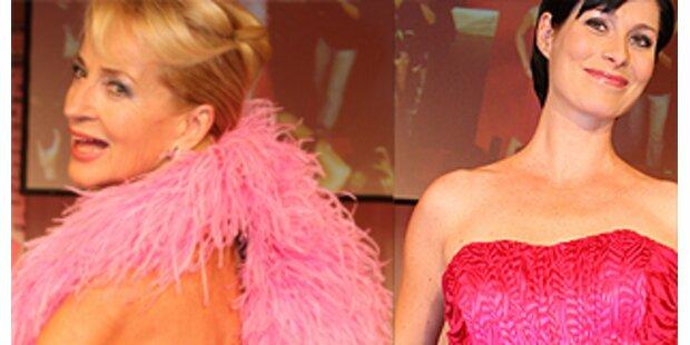 Glamouröse Mode-Gala zugunsten der Krebshilfe
