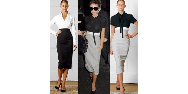 Victoria Beckham's neue Kleider