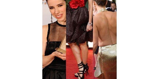 Nicht alle Stars haben ein Händchen für Mode