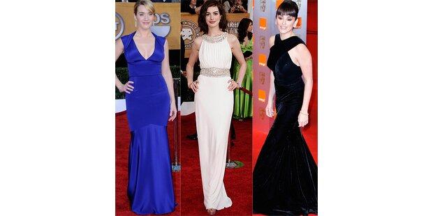 Welchen Look werden die Oscar-Stars wählen?