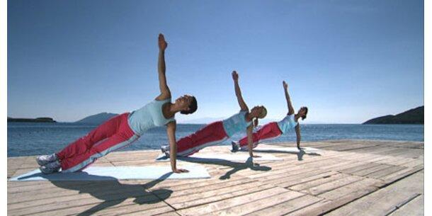 Workout für einen perfekten Körper