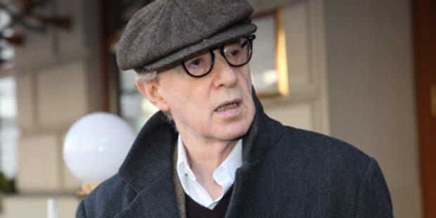 Woody Allen: Ohne Bodyguards durch Wien