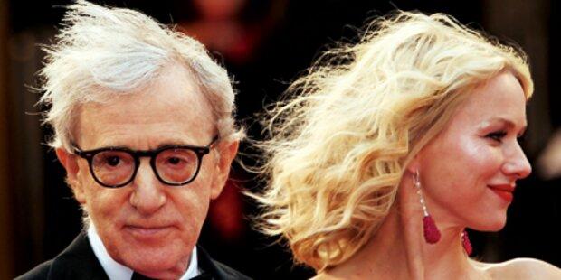 """Woody Allen: """"Ich zahle alle gleich"""