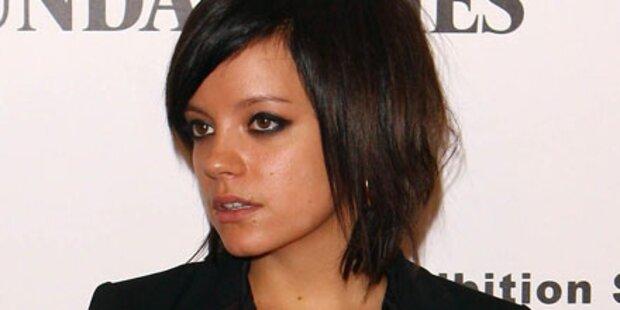 Fehlgeburt: Drama um Lily Allen (25)