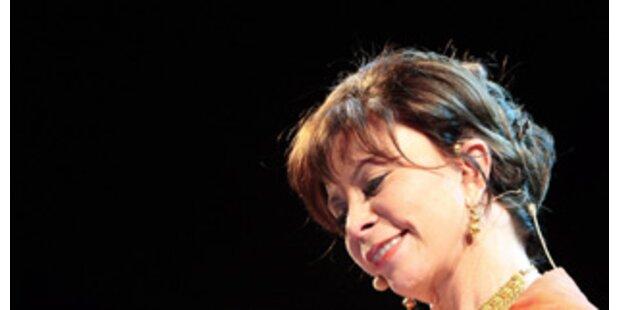 Starautorin Isabel Allende klagt über Männer