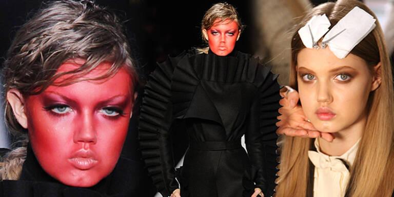 Model Lindsey Wixson erleidet Allergie-Schock