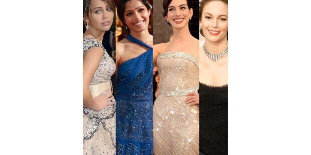 Wählen Sie die schönste Oscar-Robe