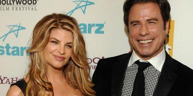 Alley: Travolta war die Liebe meines Lebens