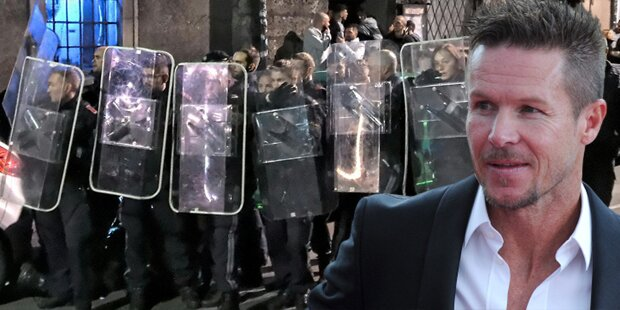 Felix Baumgartner meldet sich zu Wort