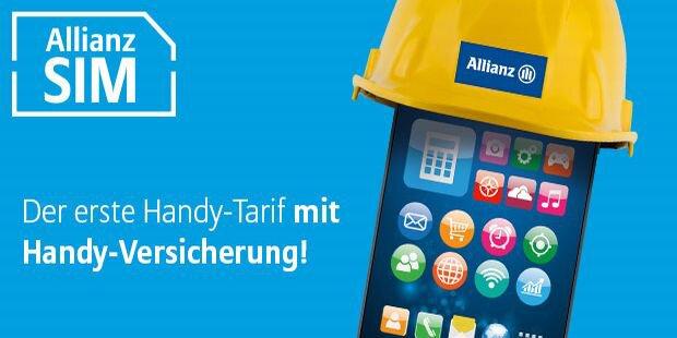 Anzeige Allianz SIM