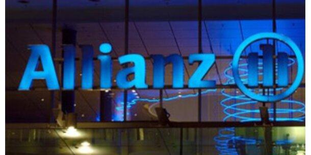Allianz macht 2,4 Milliarden Verlust