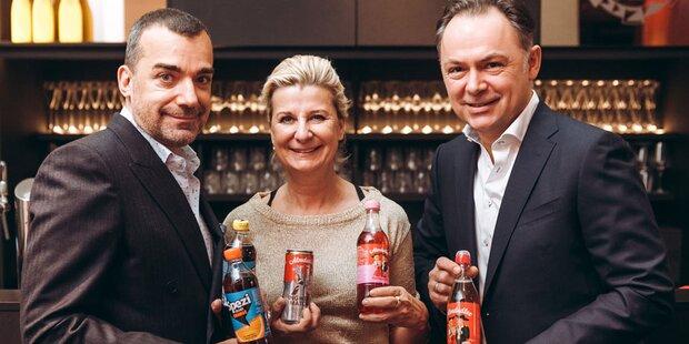 Almdudler bringt das Spezi-Cola zurück