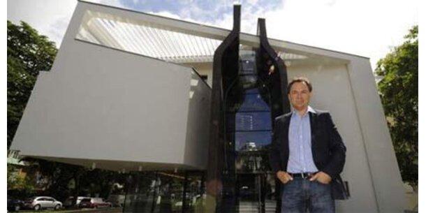 Almdudler-Haus in Grinzing eröffnet