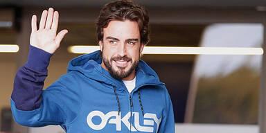 Alonso-Comeback bei Malaysia-GP