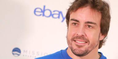 Aufreger: Alonso wirft Hamilton Heuchelei vor