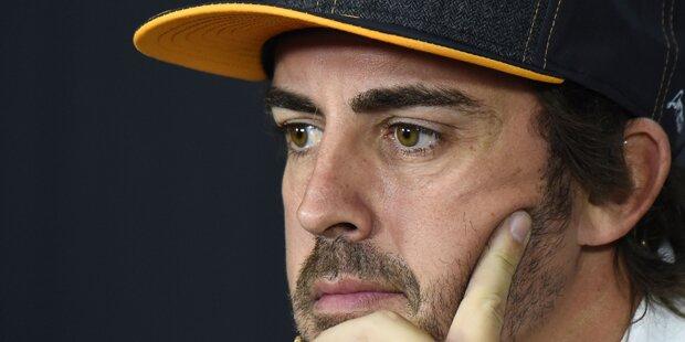 Hammer um Alonso: Karriereende fix