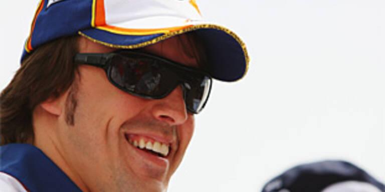 Alonso bei Ferrari unerwünscht