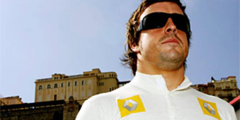 Alonso gibt bald im Ferrari Vollgas