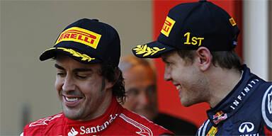 """Alonso: """"Werfen nicht das Handtuch"""""""