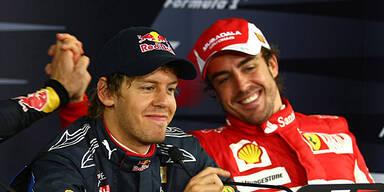 Formel 1 erwacht aus Sommerschlaf