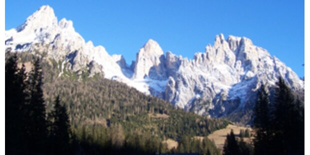 Klimawandel bedroht den Naturraum Alpen