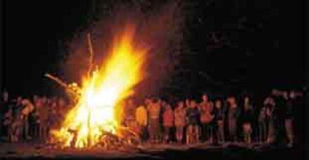 """""""Feuer in den Alpen"""" im Zeichen des Umweltschutzes"""