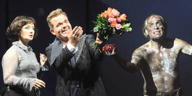 """""""Alpenkönig"""" im Burgtheater"""