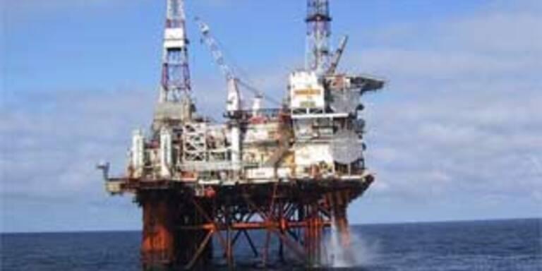 Ölplattform in der Nordsee nach Brand evakuiert