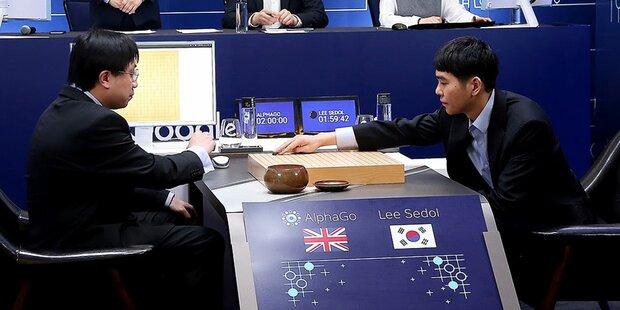 Googles AlphaGo fordert beste Go-Spieler