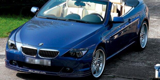 BMW-Bande klaute wieder noble Autos