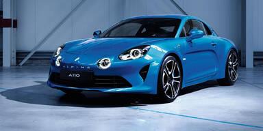 Das kostet die neue Renault Alpine A110