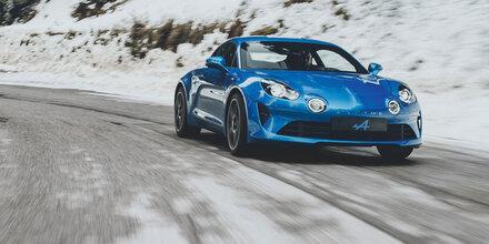 Alle Infos von der neuen Alpine A110