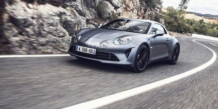 Neue Alpine A110S ist ein Porsche-Killer