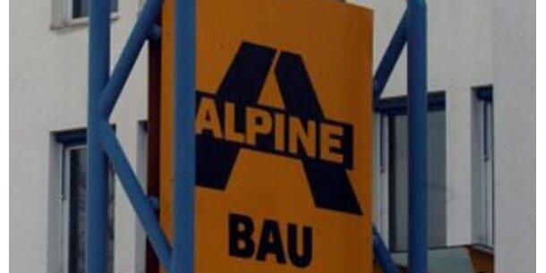 Alpine erhielt Zuschlag für 65 Mio.-Projekte