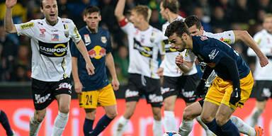 4:0! Salzburg spaziert ins Cup-Halbfinale