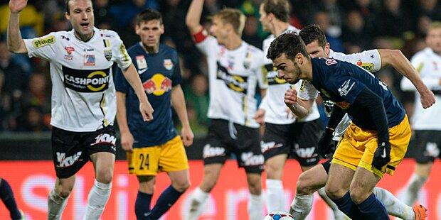 Red Bull Salzburg siegt im Cup-Viertelfinale