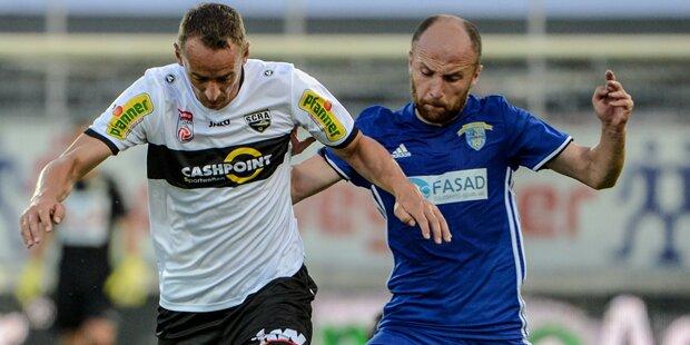 Altach nach 1:1 in Euro-League weiter